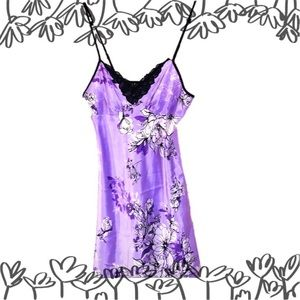 aa885be5e51c Apt. 9 Intimates & Sleepwear - {SALE} GUC floral Japanese style chemise/